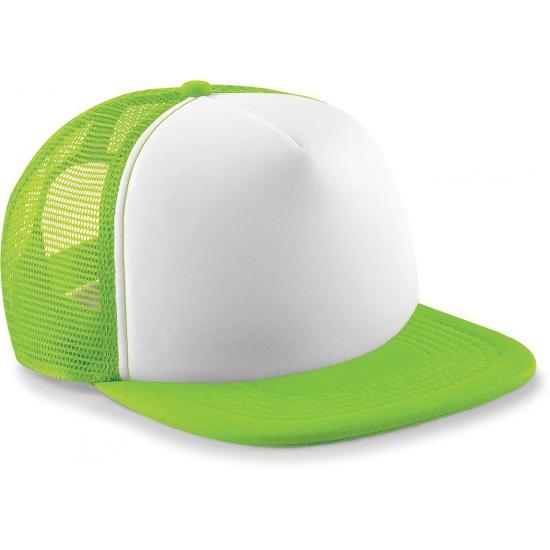 Fluor lime baseballcaps