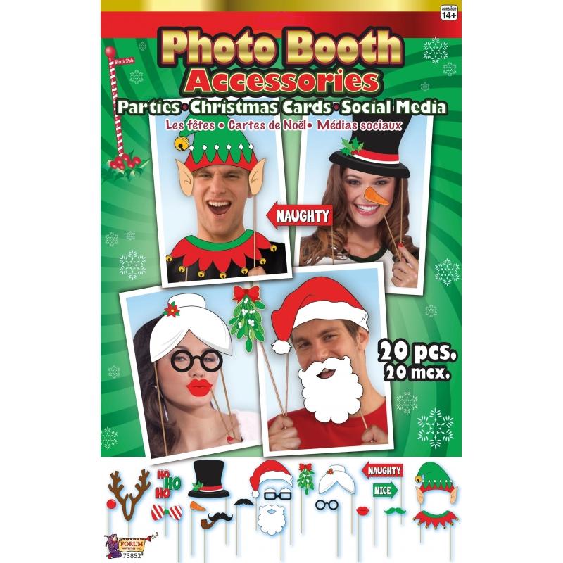 Foto prop set Kerst