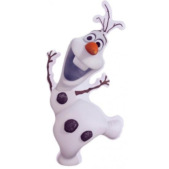 Frozen kinderfeest decoratie opblaas figuur Olaf Disney Geweldig
