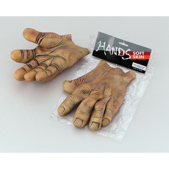 Gigantische reuzen handen