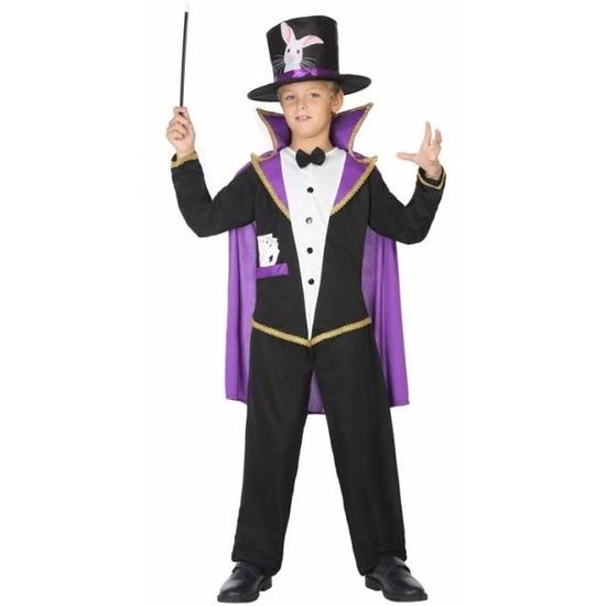 Goochelaar kostuum voor kinderen Atosa Fantasy en Sprookjes kostuums