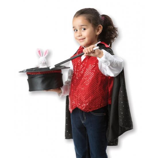 Beroepen kostuums Carnavalskostuum winkel Goochelaar verkleedkleding voor kinderen
