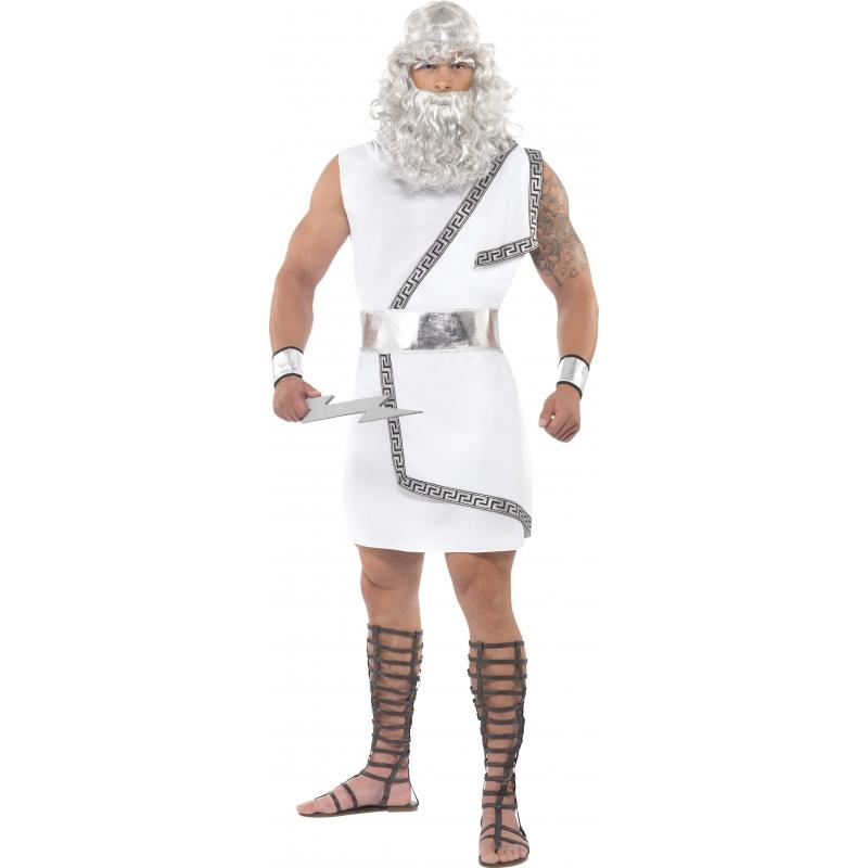 Griekse god zues toga