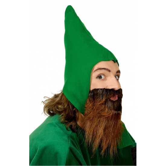 Groene kabouter muts voor volwassenen Carnavalskostuum winkel Feest hoeden