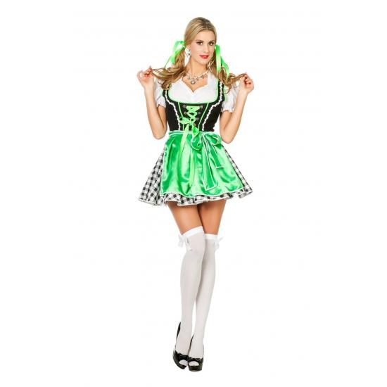 Groene oktoberfest jurkjes voor dames
