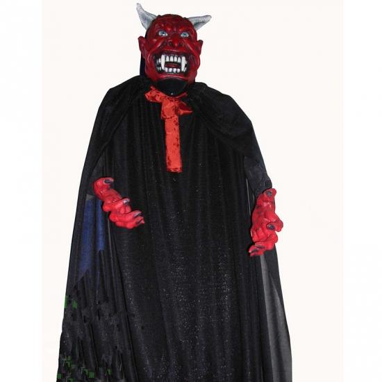 Grote duivel decoratie pop 3 meter