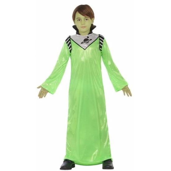 Halloween Alien Zharor kostuum voor jongens Atosa Premier