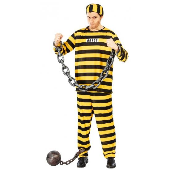 Halloween - Dalton boeven halloween - carnaval kostuum voor volwassenen
