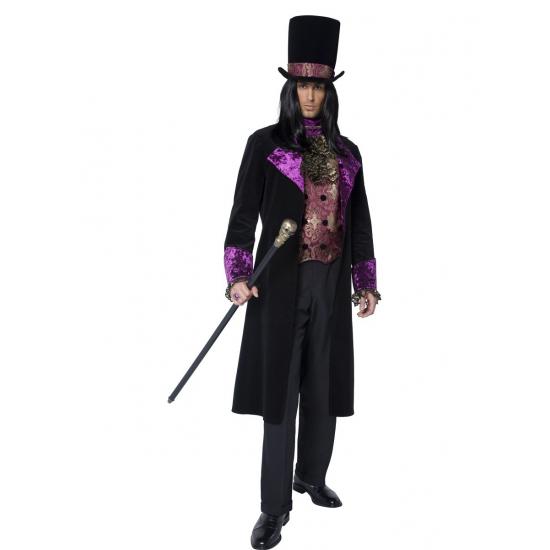 Halloween Graaf Dracula kleding