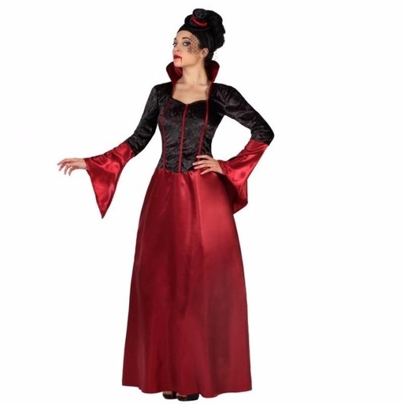 Halloween - Halloween dracula gravin jurk voor dames