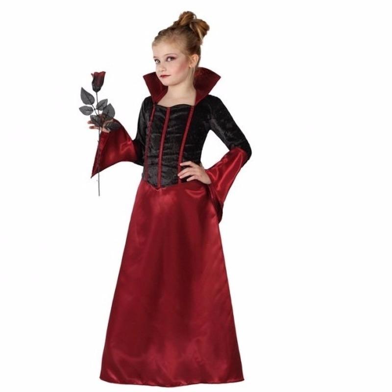 Halloween Halloween dracula jurk voor meisjes Geen Halloween kostuums