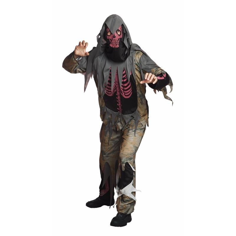 Halloween - Halloween griezelig kerker bewaker kostuum heren