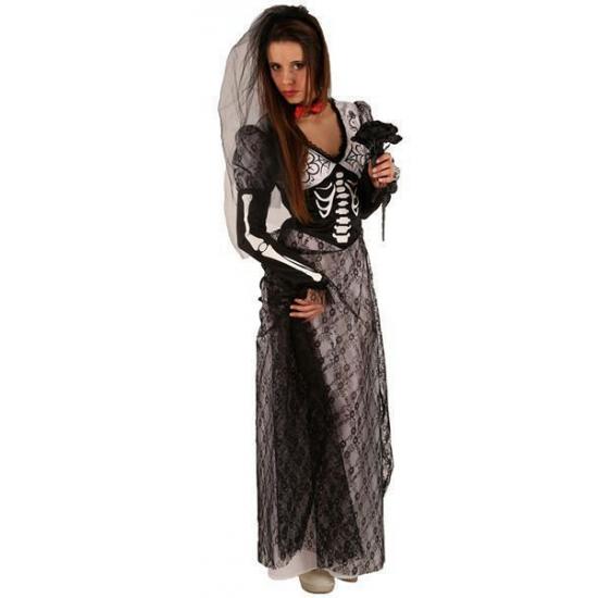 Carnavalskostuum winkel Halloween Halloween kostuum zombie bruid Halloween kostuums
