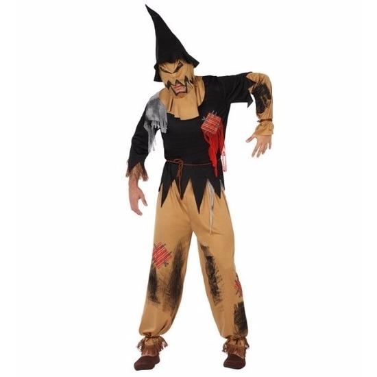 Halloween - Halloween vogelverschrikker kostuum voor volwassenen