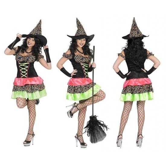 Halloween - Heksen jurk voor dames