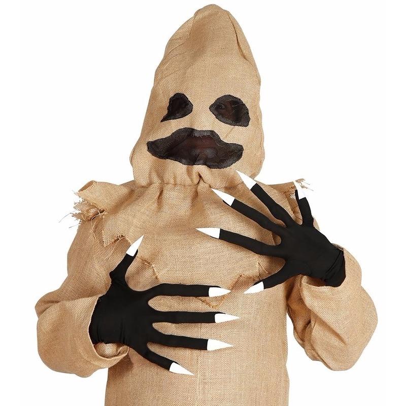 Halloween - Horror handschoenen met lange vingers