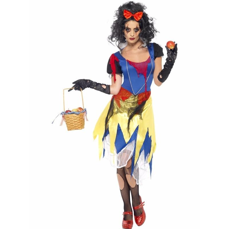 Halloween kostuums Halloween Horror Sneeuwwitje kostuum voor dames