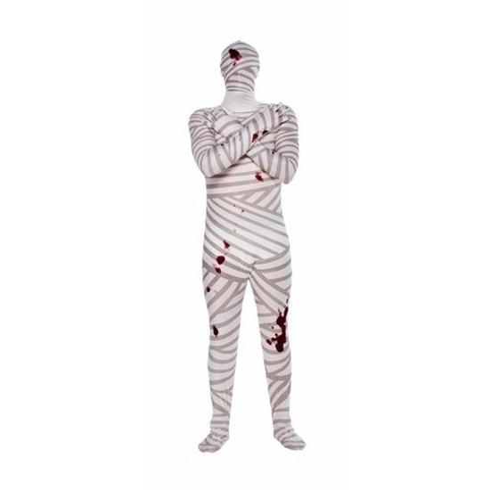 Halloween - Mummie kostuum voor volwassenen
