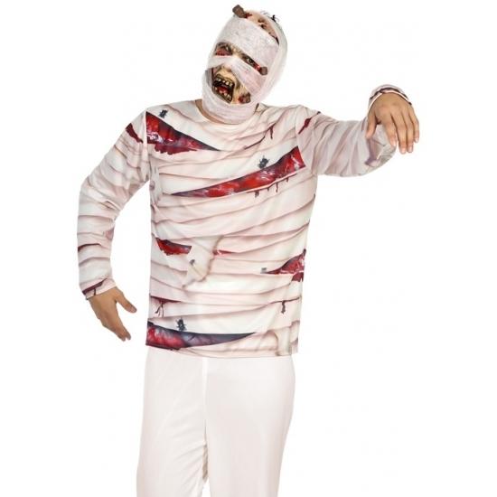 halloween-mummie-verkleed-shirt-voor-heren