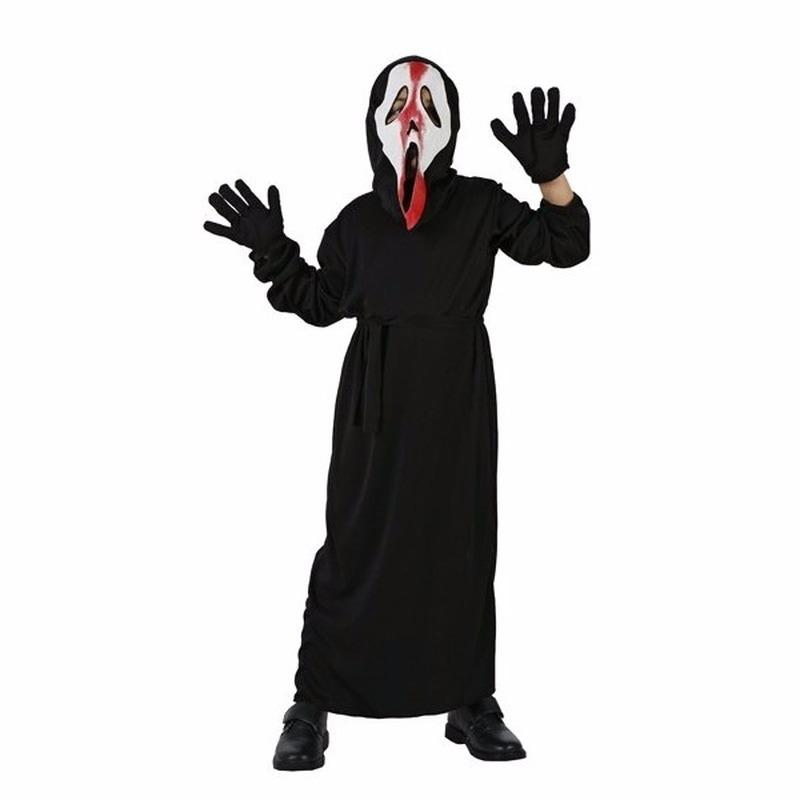 Halloween kostuums Halloween Schreeuwend spook kostuum voor kinderen