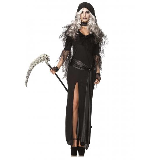 Halloween - Sexy Magere Hein kostuum voor dames