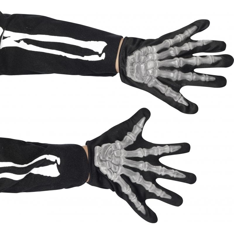 Halloween - Skelet handschoenen voor kinderen