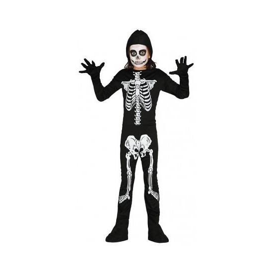 Halloween kostuums Carnavalskostuum winkel Halloween Skelet jumpsuit voor kinderen