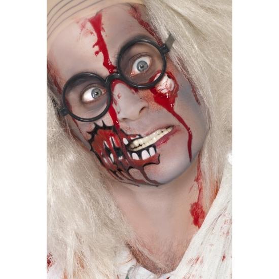 Halloween Zombie schmink pakket