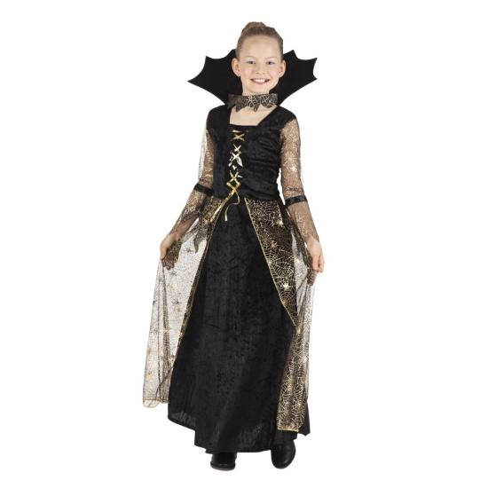 Halloween kostuums Heksen jurk Adrienne voor meisjes