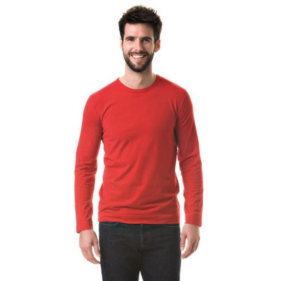 Lemon Soda Heren shirt met lange mouwen T shirts en poloshirts