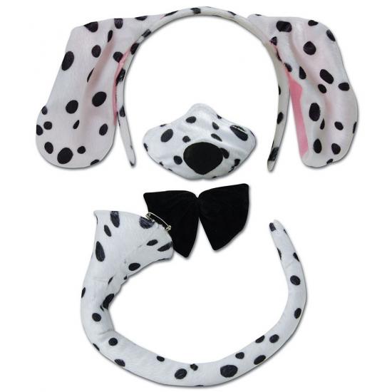 Hond verkleedset Dalmatier