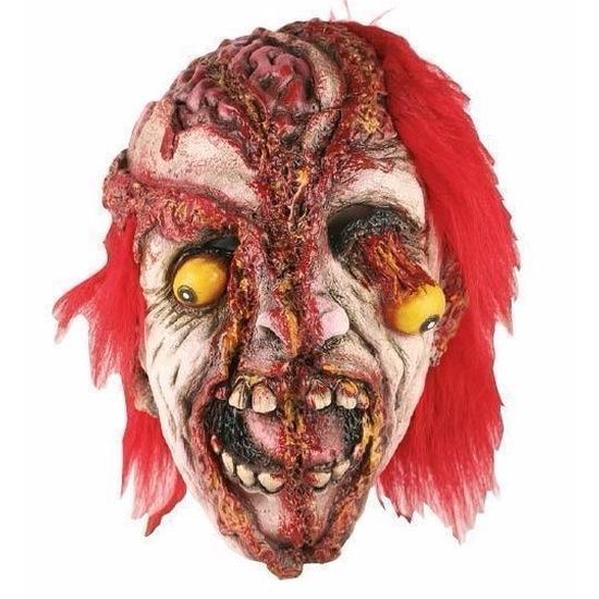 horror-gele-ogen-masker