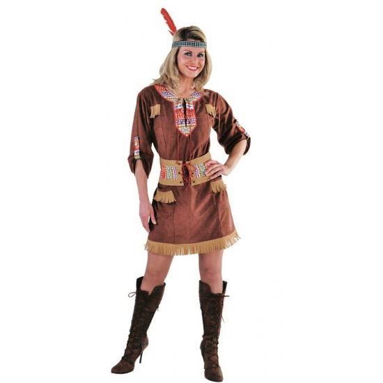 €10990000 Goedkoper Carnavalskostuum winkel Indianen verkleedkleding voor dames