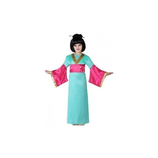 Japanse klederdracht kostuum meisjes