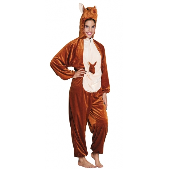 Dierenpakken Carnavalskostuum winkel Kangoeroe dieren kostuum voor kinderen