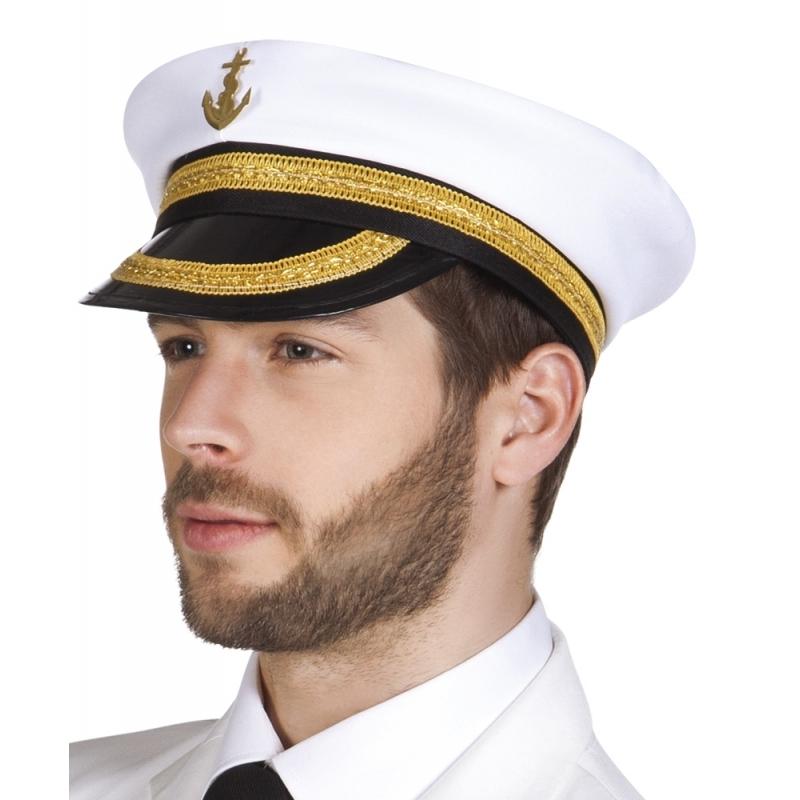 Kapitein pet voor volwassenen Carnavalskostuum winkel Feest hoeden