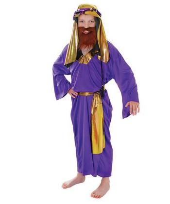 Kinder kerst kostuum bijbelverhaal Carnavalskostuum winkel Hoge kwaliteit