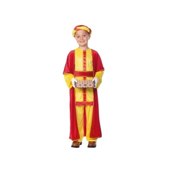Koning Balthasar kostuum voor kinderen
