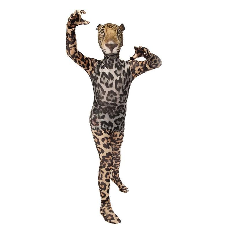 Dierenpakken Morphsuits Luipaard outfit voor kinderen