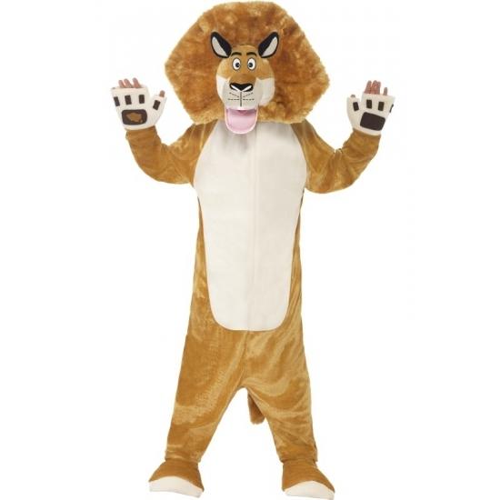 Smiffys Madagascar leeuw kostuum voor kinderen Dierenpakken