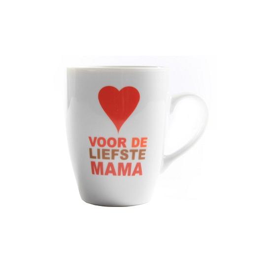 Moederdag beker liefste mama