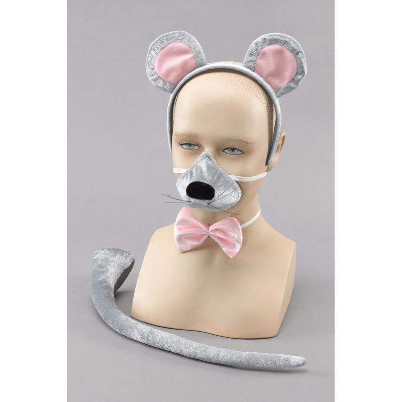 Muizen verkleed accessoires