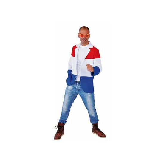 Nederlands supporters jasje voor heren