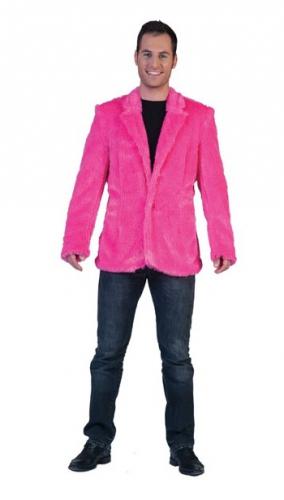 Neon roze carnavals colber