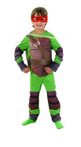Ninja Turtles Ninja Turtle kostuum voor kinderen Superhelden en Cartoon kostuums