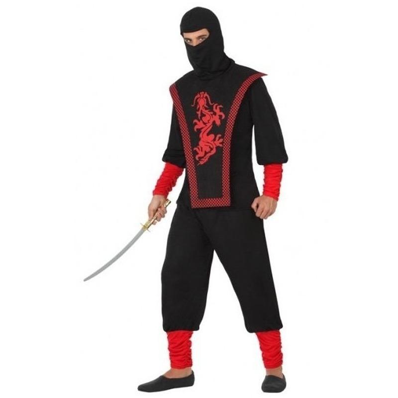 Carnavalskleding Dames Ninja.Webshop Carnavalskleding Sport Kostuums