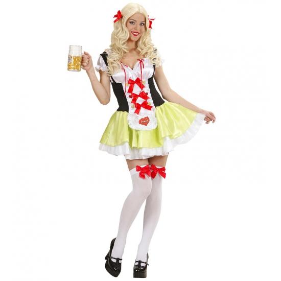 Oktoberfest biermeisjes jurkje voor dames