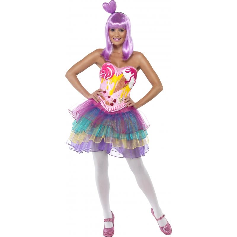 Orgineel sweet candy kostuum dames