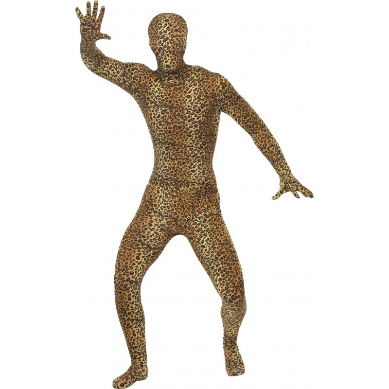 Soorten kostuums Smiffys Origineel kostuum luipaard print