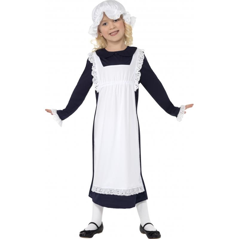 Geschiedenis kostuums Smiffys Ouderwetse verkleedkleding voor kinderen